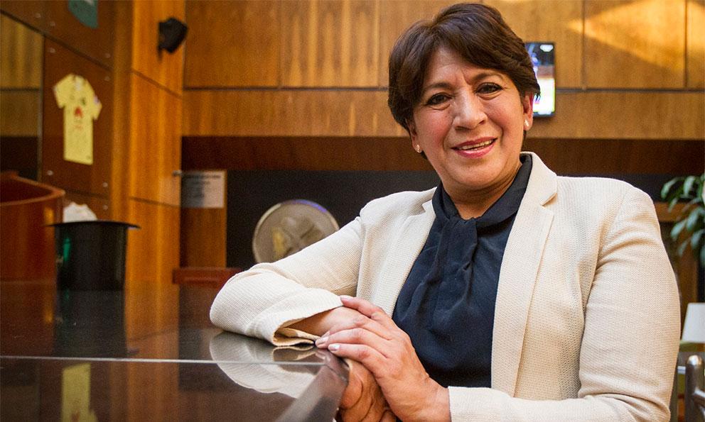 Enteratever — Morena impulsará economía respetuosa y abierta al mundo: Delfina Gómez